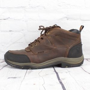 Ariat Terrain Copper Hi Top Hiking Sneakers Sz 14D
